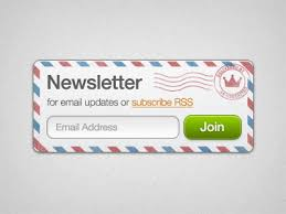 Sign Up Forms Templates 35 E Mail Newsletter Signup Forms In Website Layouts Spyrestudios