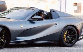 The Toronto Raptors Pull Up To Their Games In Dream Cars Driving