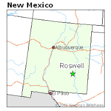 Image result for roswell map