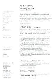 Sample Teacher Assistant Resume Best Of Preschool Teacher Resume Samples Curriculum Vitae Teaching Assistant