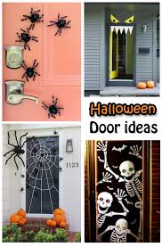 halloween door decorating ideas. Halloween Is Near! These Spooky Door Decorations Ideas Will Help  You Out To Decor Halloween Decorating