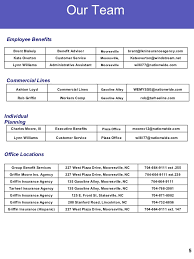 employee benefits package template gmb gbs presentation template