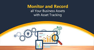 Monitor And Record All Your Business Assets With Asset Tracking