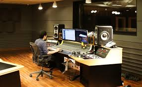 lab busan studio a with its new aws 924 console