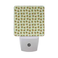 Avocado Light Amazon Com Cute Avocado Exercises Hula Hoop Auto Sensor Led
