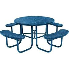 round picnic table lifetime picnic table picnic table with umbrella india round picnic table