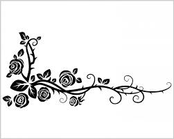 Lusso Disegni Di Rose Da Stampare E Colorare Migliori Pagine Da