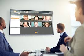 Video Conference Video Conferencing For Engaging Meetings Globalmeet By Pgi