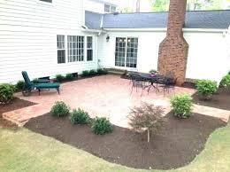 brick patio ideas. Brick Patio Ideas Backyard Cost Porch Clay . P