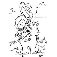 western coloring pages. Contemporary Pages ColorBookCowbo In Western Coloring Pages T
