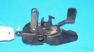 98-02 Toyota Corolla OEM hood latch assembly | eBay