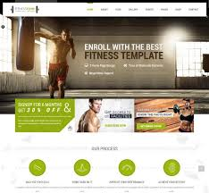 gym website design website design company cinphe