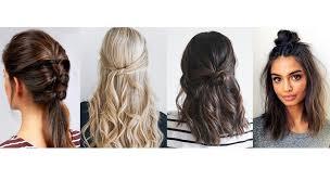 Cheveux 25 Coiffures Rapides à Faire