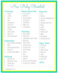 Templates Printable Grocery Lists Template Newborn Baby