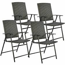 Each is designed with a curved back for. Rustic Folding Chairs You Ll Love In 2021 Wayfair