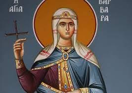 Η αγία βαρβάρα βρίσκεται στη νδ. Agia Barbara 4 Dekembrioy Paradoseis Ths Ellados E8imo Barbara Ekklhsia Online