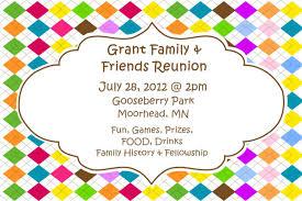 Printable Family Reunion Invitations Reunion Party Invitations Family Reunion Party Invitations