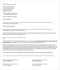 9+ Rental Termination Letter Templates - Doc, Pdf, Ai | Free ...