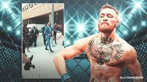 Conor McGregor rocks $1 million watch ...