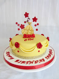 Belle Birthday Decorations Birthday Cakes Images Captivating Yellow Gold Belle Birthday Cake 53