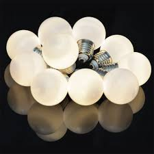 Battery Operated Indoor Lights Lyyt Battery Powered Indoor Led Festoon Lights In Warm White