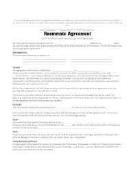 House Rules For Roommates Template Roommates Lease Agreement Elegant House Rules Template