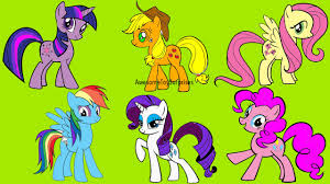 My Little Pony Mlp Coloring Page Fun Coloring Activity For Kids