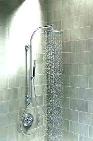 kohler rain shower head canada arm luxury parts brilliant heads for