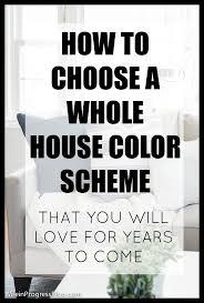 Best 25+ House color schemes ideas on Pinterest   Interior color ...