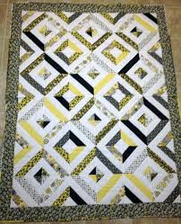 Gray And Yellow Quilt Patterns Gray And Yellow Embrace Crib ... & Gray And Yellow Quilt Patterns Gray And Yellow Embrace Crib Bedding Gray  White And Yellow Crib Adamdwight.com