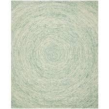 ikat area rug safavieh ikat ivorysea blue  ft x  ft square