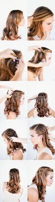 ロングヘア編お呼ばれ結婚式用に自分でアレンジできる髪型30選
