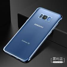 samsung s8 plus. for samsung s8 case galaxy plus cover soft clear protective capas