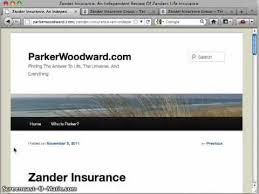 Zander Life Insurance Quote Classy Zander Insurance How To Get A Cheap Term Life Quote In 48 Seconds