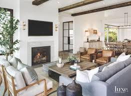 50 Elegant Living Rooms Beautiful Decorating Designs U0026 Ideas Leather Chairs Living Room