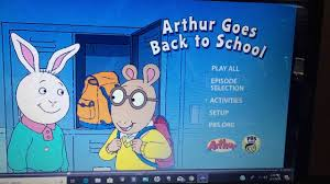 pbs kids arthur goes back to walkthrough