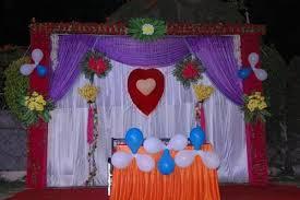 birthday decoration tent