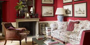 Red is a hue that can evoke a number of emotions: It can be energizing and  glossy in a living room, spicy and appetizing in a kitchen, and just  sensual ...