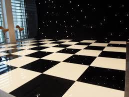 Black And White Flooring Black And White Checkered Vinyl Flooring Wood Floors
