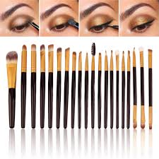 15 colors contour face cream makeup concealer palette kit 20pcs powder brush set 858394527753 ebay