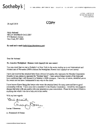 Sotheby S Contacted Helly Nahmad About Modigliani Artnet News