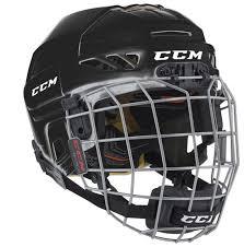 Youth Fitlite 3ds Ice Hockey Helmet Combo Item Htythc