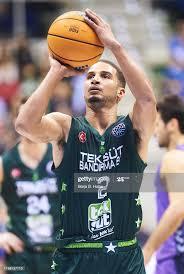 Jaime Smith of Tek Sut Bandirma during Basketball Champions League... News  Photo - Getty Images