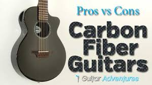 What's the Deal with the <b>Carbon Fiber</b> Guitar? Pros vs Cons