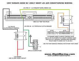 240sx body harness wiring diagram 240sx image air conditioning in a 240sx an ls1 swap the complete post on 240sx body harness s14 dash wiring diagram