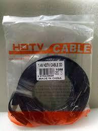 Dây cáp 2 đầu HDMI Full HD (đen) - dây HDMI dùng để nối tivi với máy tính  cam kết sản phẩm đúng mô tả chất lượng đảm bảo