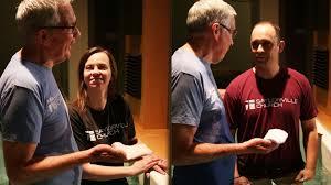 Jason and Abby Alexander Baptisms