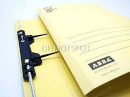 manila paper manila paper file u pin