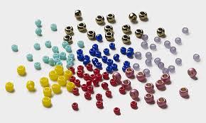 Toho Beads Color Chart Toho Beads Fire Mountain Gems And Beads