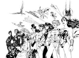Small Picture All 25 DC COLORING BOOK Variant Covers For Dc Comics Coloring